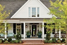 space: curb appeal / by kasey