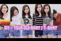 Redo Your Old Clothes / by Jo Boyer