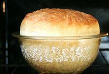 Food- Breads / by Nancy Cobb