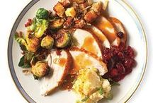 Thanksgiving recipes with potential / by Sangeeta Darji