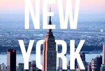 Love New York / New York New York! The Big Apple at it's Best! / by HostelBookers