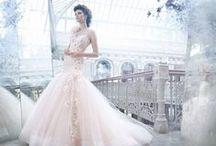 Lazaro / Lazaro bridal gowns for sale at LUXEredux Bridal Boutique!