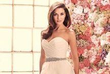 Mikaella / Mikaella bridal gowns for sale at LUXEredux Bridal Boutique!
