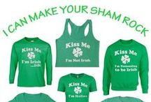 St. Patrick's Day Party / Everything you need to throw a killer St. Patrick's Day party. Including your something green.