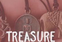 Treasure Chest / Jewelry and Accessories
