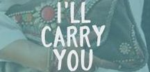 I'll Carry You / Handbags, clutches, and purses... Oh my!