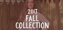 2017 Fall Collection / Our Fall 2017 Collection is online and in-store! From cute tassels to cold shoulder detailing; we have got it all this season.