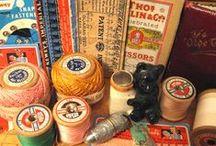 XOANYU ♡ vintage sewing