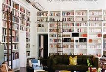 vintage library  / by Birch and Little
