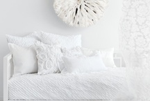 bianco white blanc / by Birch and Little
