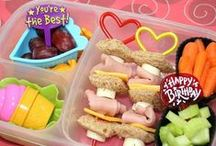 Kids Lunches & Snacks