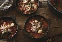Bowls of Comfort / Soup recipes