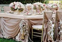 Nude Wedding Inspiration / by Sarah's Stands