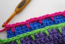 Crochet / Crochet patterns,  crochet thread and tips for those who crochet.
