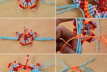 Craft Thread / Thread used for making crafts like friendship bracelets