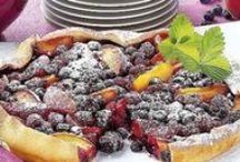 Jetzt wird es fruchtig! / Erdbeeren, Ananas, Heidelbeeren, Äpfel, Birnen, Bananen, Ananas: Wir zeigen die schönsten Leckereien mit einer großen Portion Obst. Das schmeckt nicht nur lecker, sondern sieht auch phantastisch aus. Der Sommer kann kommen!