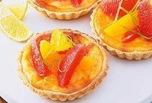 Orange ist the new.... / Rezepte mit Orange sind Dauerbrenner, im Sommer wie zur Weihnachtszeit. Um das ganze Jahr hindurch inspiriert zu sein, haben wir unsere Lieblingsrezepte in einer Pinnwand gesammelt.