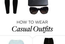 FASHION {Styling Tips} / Fashion Styling Tips & How Tos