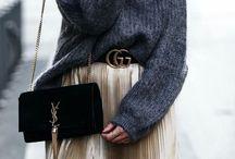 Lookbook {Autumn / Winter} / OOTD Inspos for Autumn / Winter