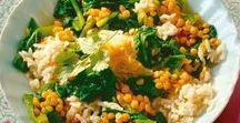 Reis Rezepte / Reis ist gesund und abwechslungsreich: Risotto, Currygerichte, Paella, Sushi und Milchreis – es gibt so viele köstliche Gerichte mit Reis. Als Beilage zu Fleisch, Fisch und Gemüse, ist das Getreide eine absoluter Alleskönner!