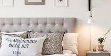 LUXE {BEDROOM} / Home décor / renovation ideas for a cozy and airy bedroom.