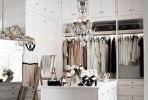 LUXE {CLOSET} / Ideas for the dream closet / wardrobe every woman desires