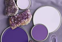 purple prose / purple embodies the balance of red's stimulation and blue's calm - with a sense of mystic and royal qualities, purple is a colour often well-liked by creative or eccentric types and is the favourite colour of adolescent girls - purple is uplifting and calming, it offers a sense of spirituality - too much purple, like blue/purple can result in moodiness