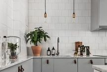 kitchen ideas/ cuisines / kitchen; in the kitchen; cuisine