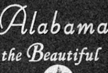 where the skies are so blue / Sweet Home Alabama