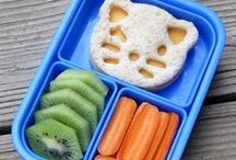 Kid food / by Holly Homer