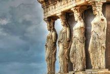 GREEK HISTORY &MYTHOLOGY