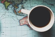 COFFEE / Recipes, ideas, Coffee shops