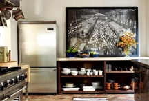 kitchen / by Erin Piper-Flowers