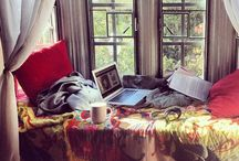 college / by Liz Tanner