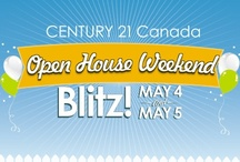 Open Houses / Check back every week for the latest open houses hosted by Century 21 Leading Edge Realty Agents across Toronto and the GTA.