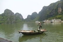 Ha Long Bay / Descending dragon bay