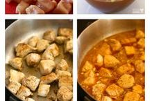 Recipes / by Savannah Shipman