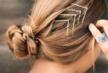 Hair styles / by Erika Hales