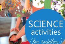 Science / Science for preschool / by Sophia Chong