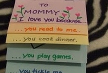 Theme-Mother's day n Father's day / by Sophia Chong