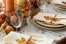 Fall Tablescapes / by Hickory Farms