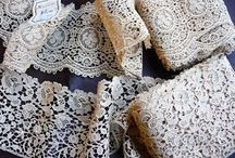 Bobbin Lace & other Laces / by Teresa Wehr