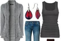 New wardrobe / by Tara Weingartz Sieh