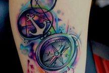 Tattoo / by Tara Weingartz Sieh