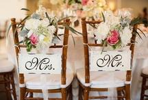 Wedding Reception Ideas / by Sandy