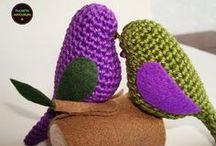 Crochet & Knit - Amirugumi  / by Teresa Wehr