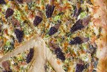 pizza/flat bread etc / by Erin Piper-Flowers