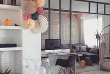 At home / décoration d'intérieur; home decor; design; interiors; home sweet home; ma maison; at home; welcome home