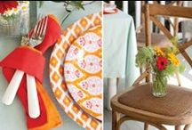 Summer Tablescapes / by Hickory Farms