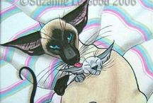 siamese and oriental shorthair